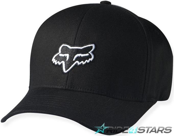 Kšiltovka Fox Legacy Flexfit Hat Black S/M