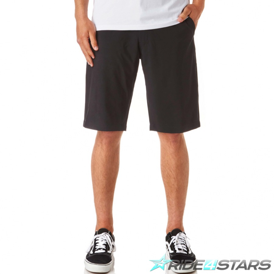 Kraťasy Fox Essex Tech Stretch Short Black