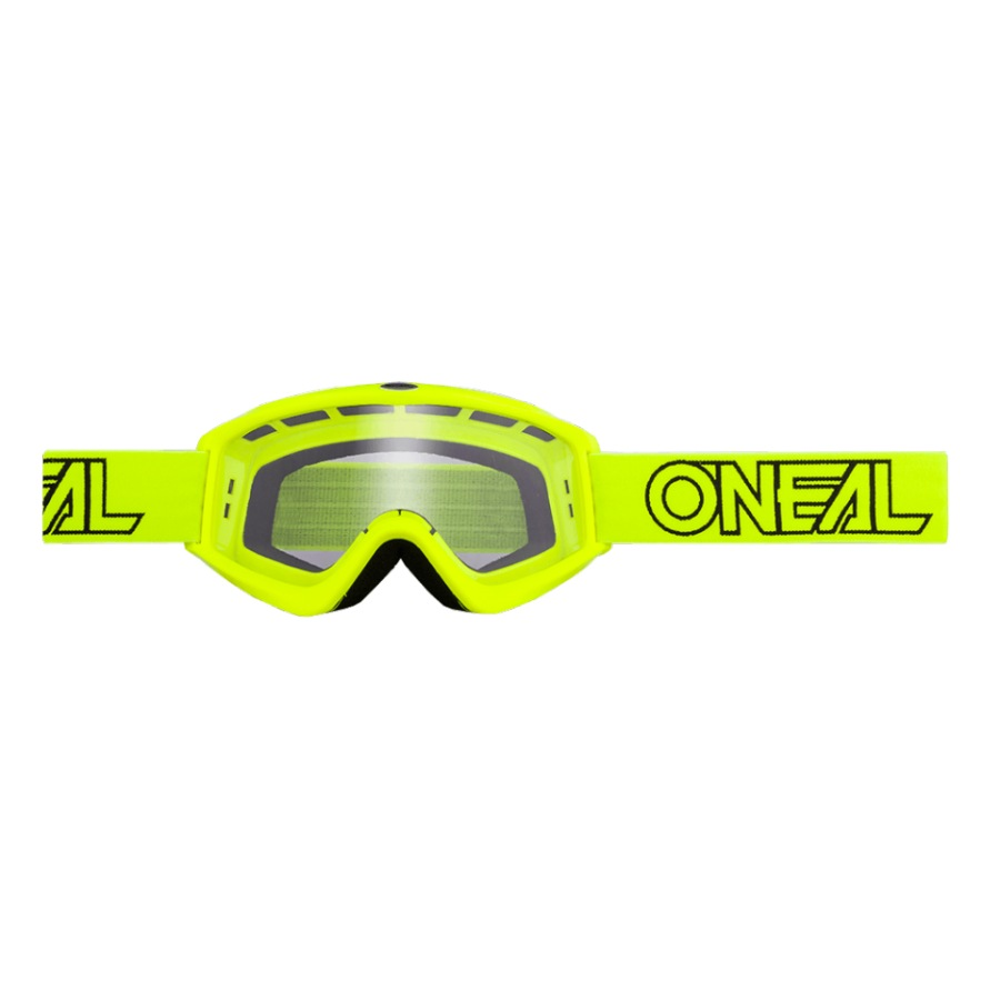 Brýle Oneal B-Zero 2018 Yellow