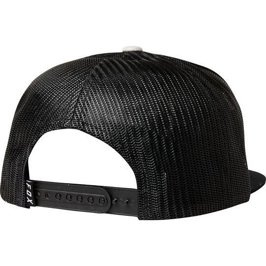 3b3492d0f7c Kšiltovka Fox Strap Snapback Hat steel grey