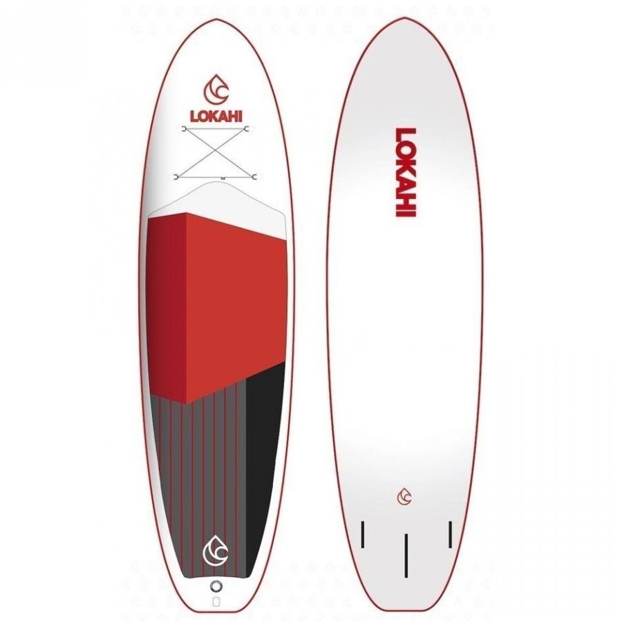 Paddleboard Lokahi W.E.Enjoy Red 10'6''x33''x5'' Red