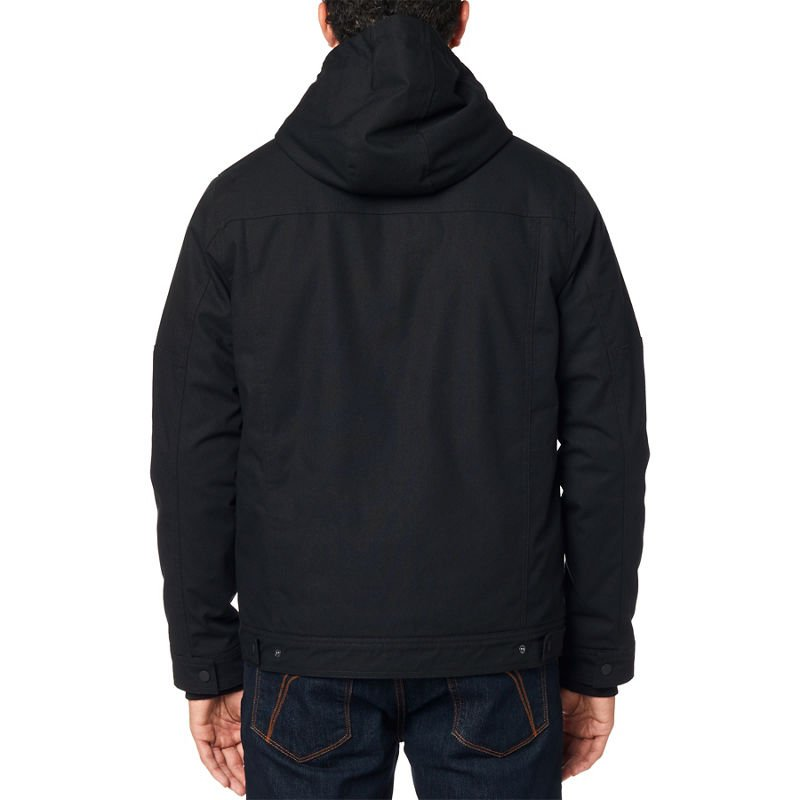 Bunda Fox Moth Windbreaker black