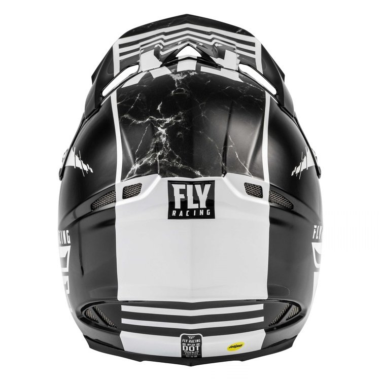 Helma Fly Racing F2 Carbon white/black/grey