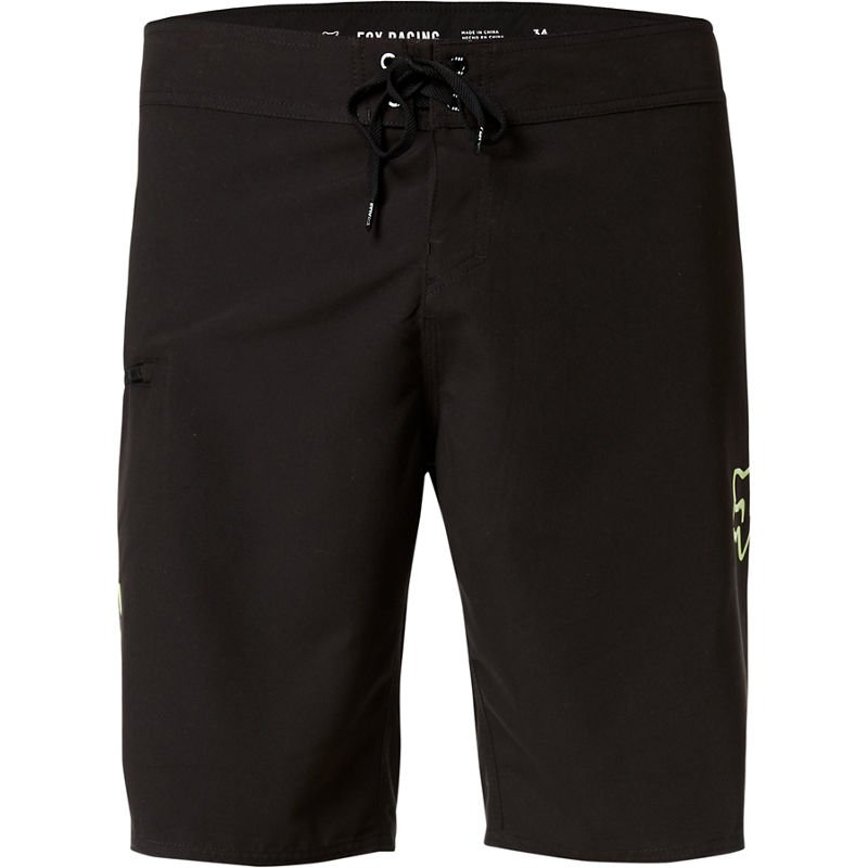 Plavky Fox Overhead Boardshort black/green