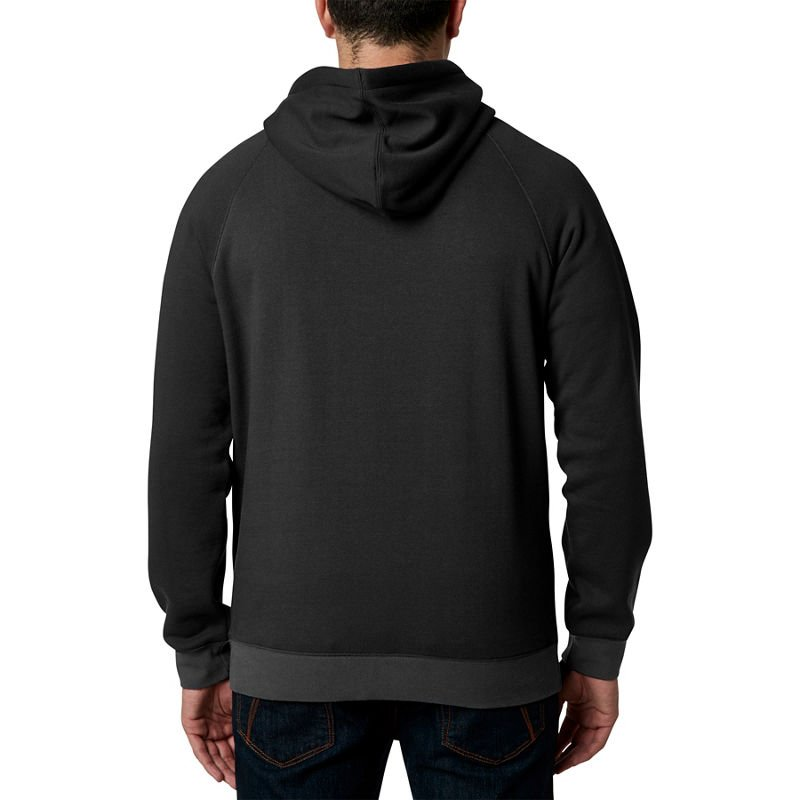 Mikina Fox Drifter Pullover Fleece black