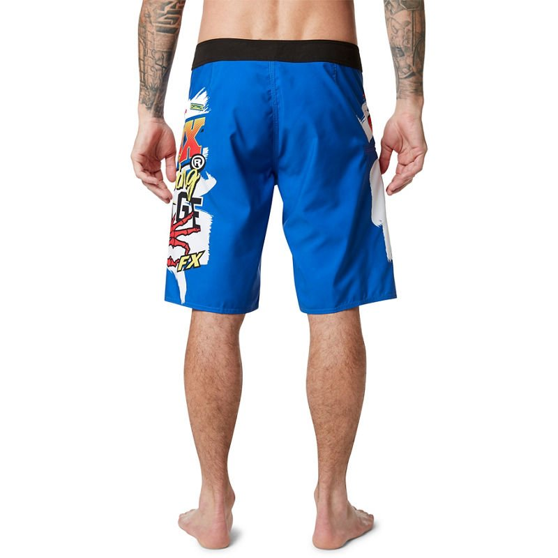 Plavky Fox Castr Boardshort royal blue