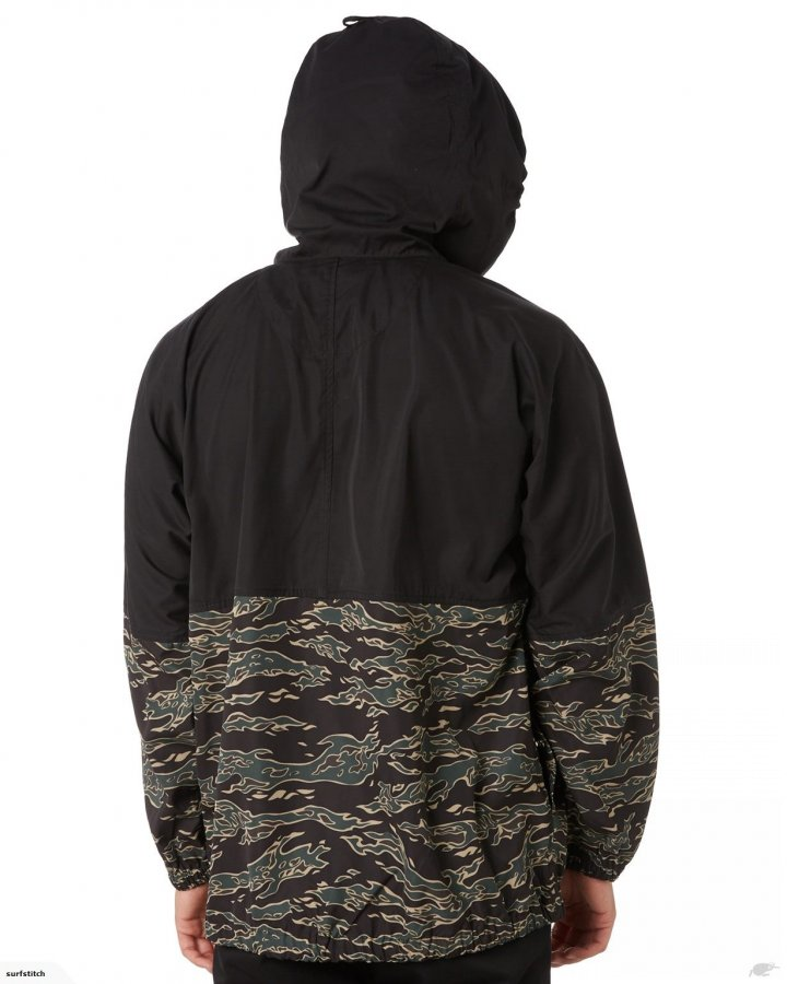 Bunda Globe Radar Shell Jacket Tiger camo