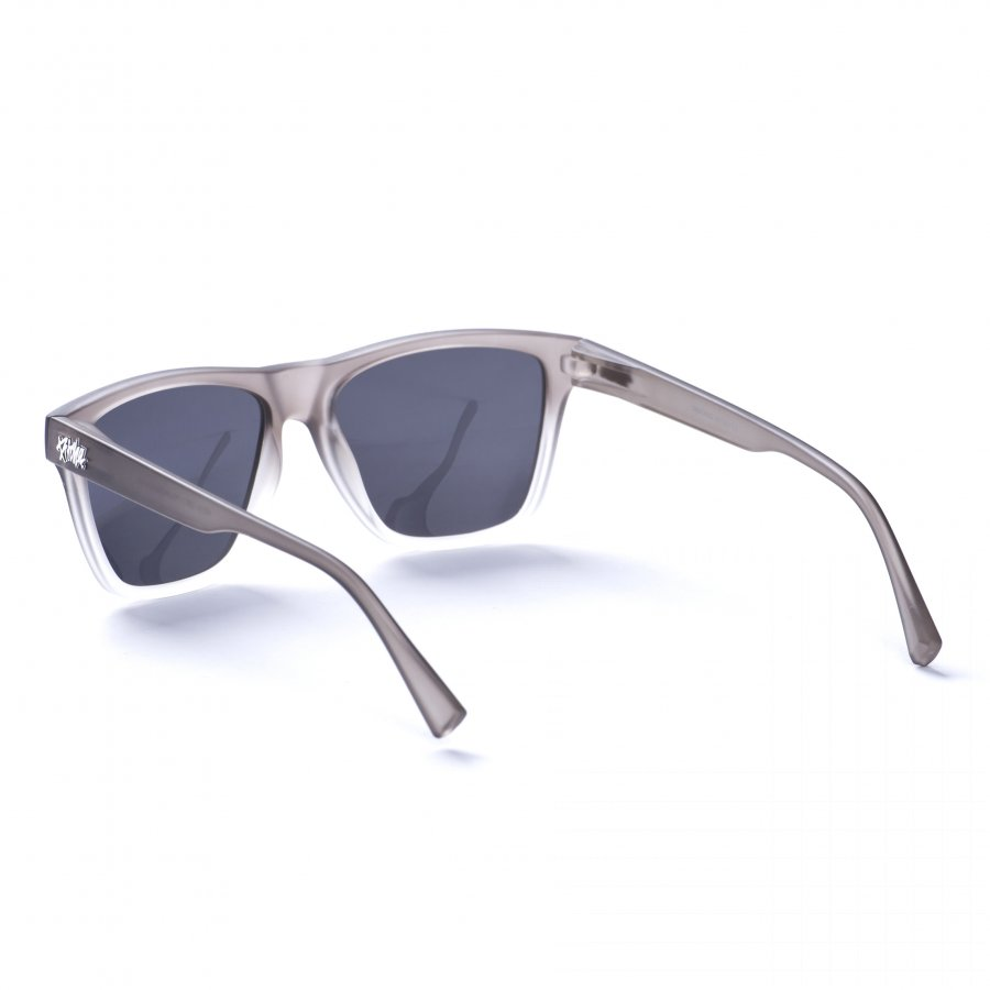 Pitcha TOPER sunglasses transparent grey/grey