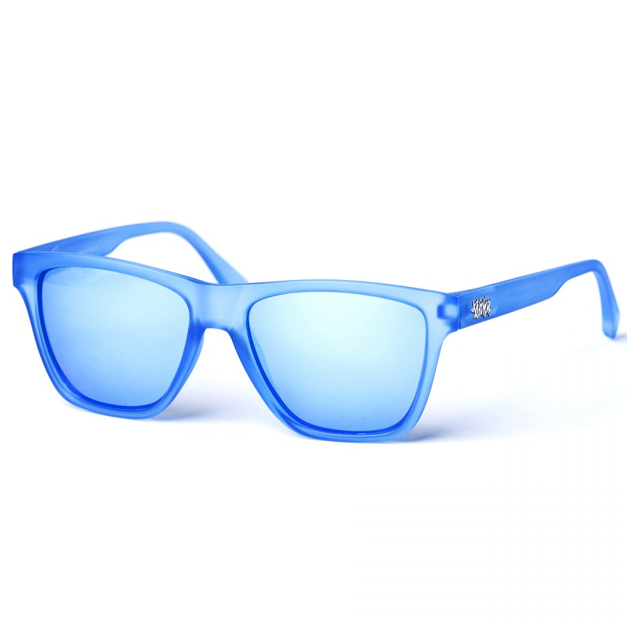 Pitcha TOPER sunglasses transparent blue/blue