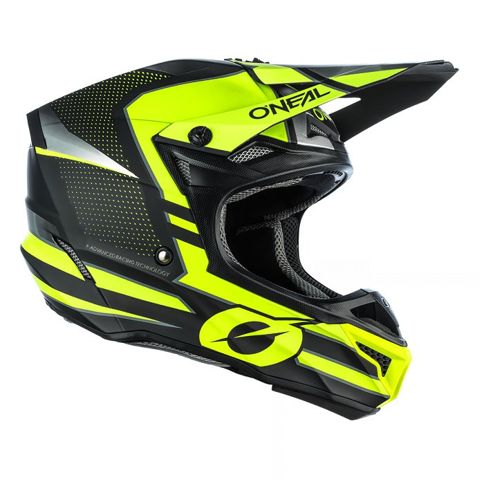 Helma Oneal 5Series Sleek black/yellow