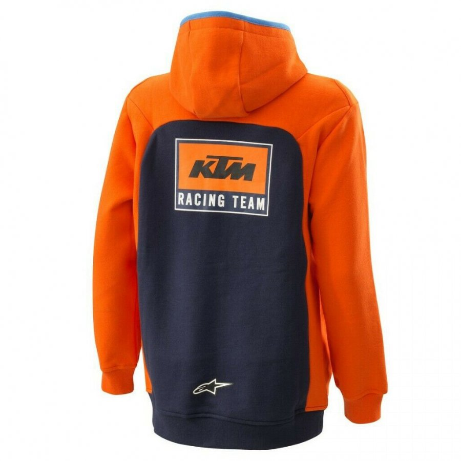 Mikina KTM Replica team blue/orange