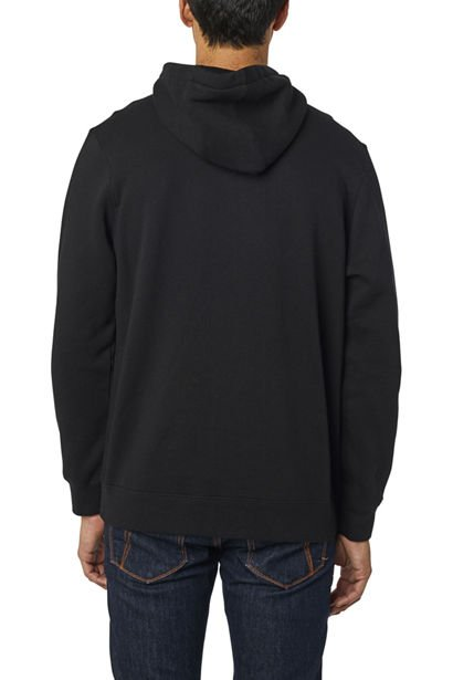 Mikina Fox Pro Circuit Pullover Hoodie black