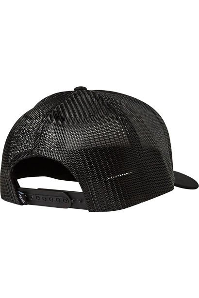Kšiltovka Fox Apex Trucker black/white