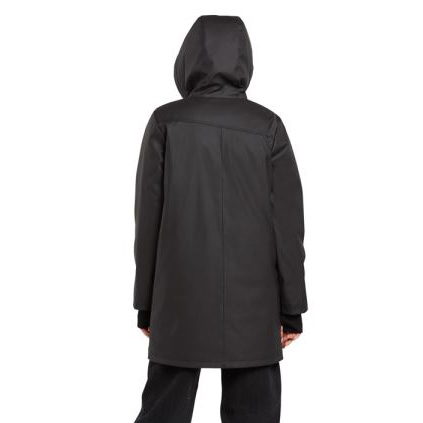 Bunda Volcom V-Boat Coat Black