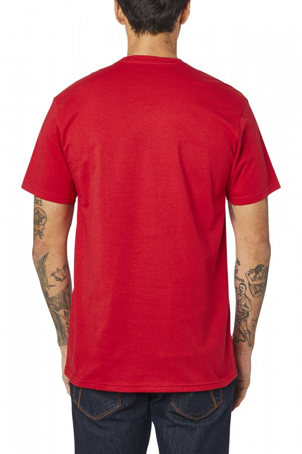 Triko Fox Advantage Ss Premium Tee Chilli