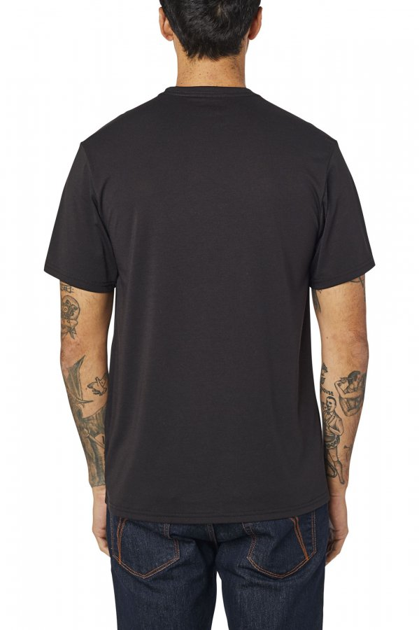 Triko Fox Missing Link Ss Tech Tee Black