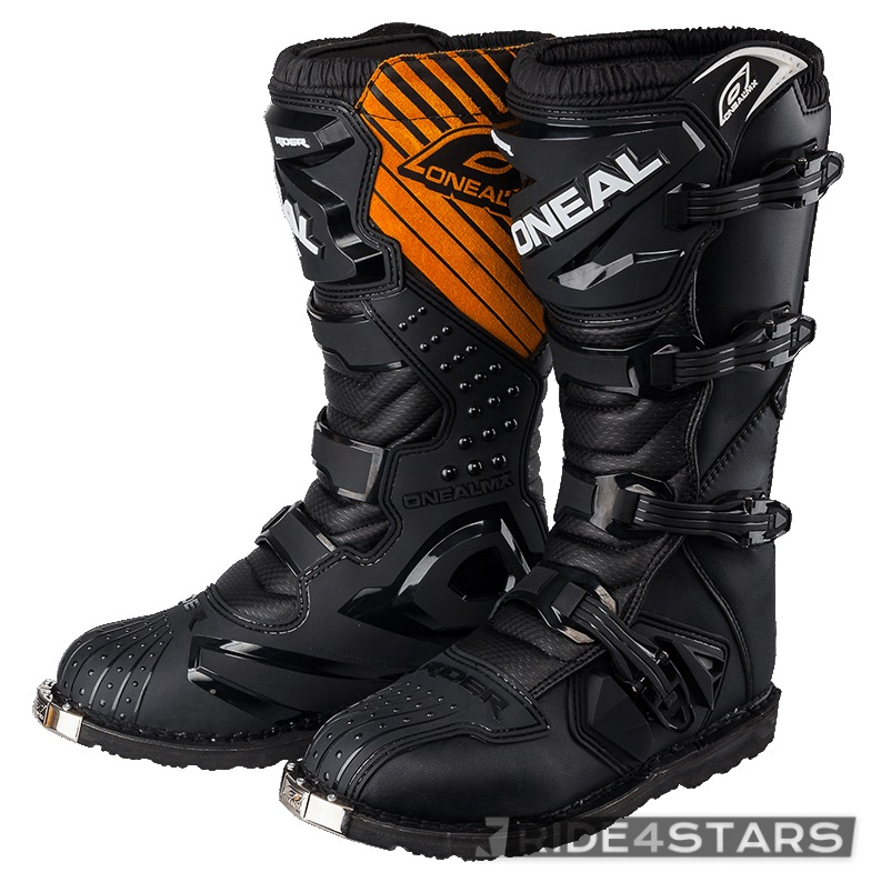 Boty ONeal Rider Boot Black US7
