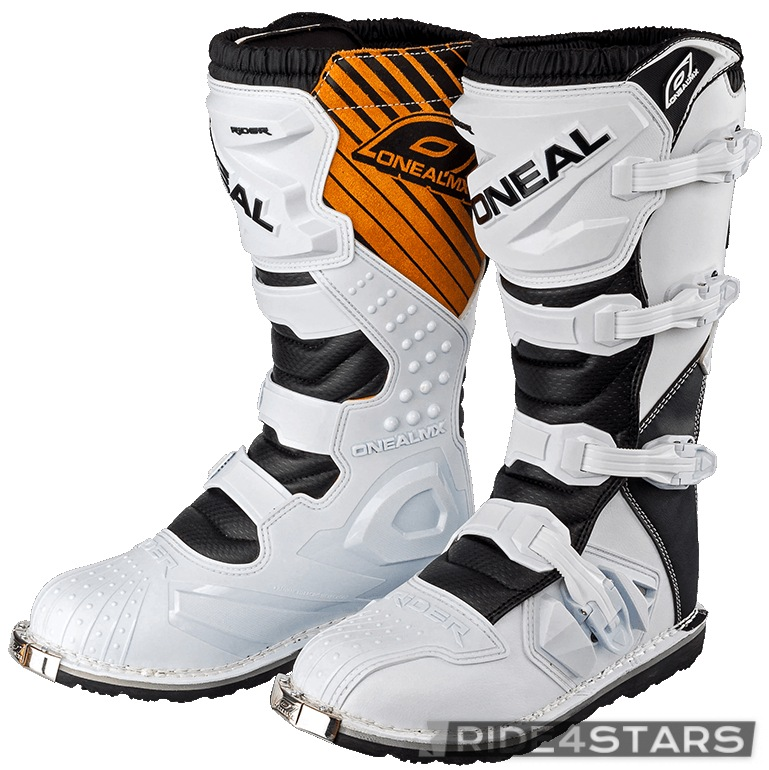 Boty ONeal Rider Boot White US8