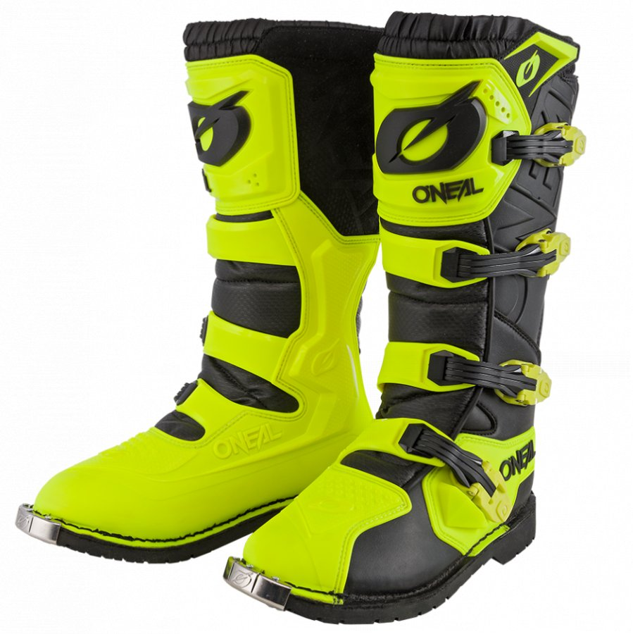 Boty ONeal Rider Boot yellow
