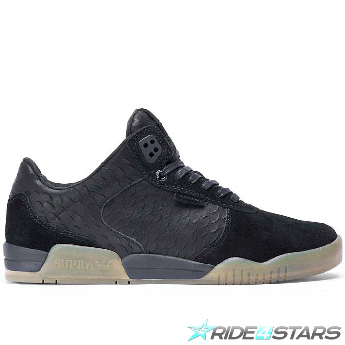 Boty Supra Ellington Black/Clear Gum