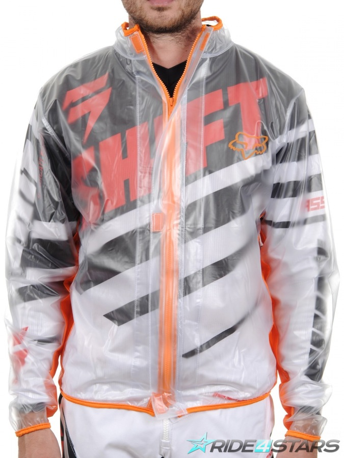 Bunda Fox Racing Mx Fluid Jacket Orange