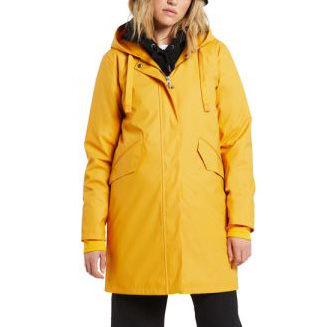 Bunda Volcom V-Boat Coat Golden Haze