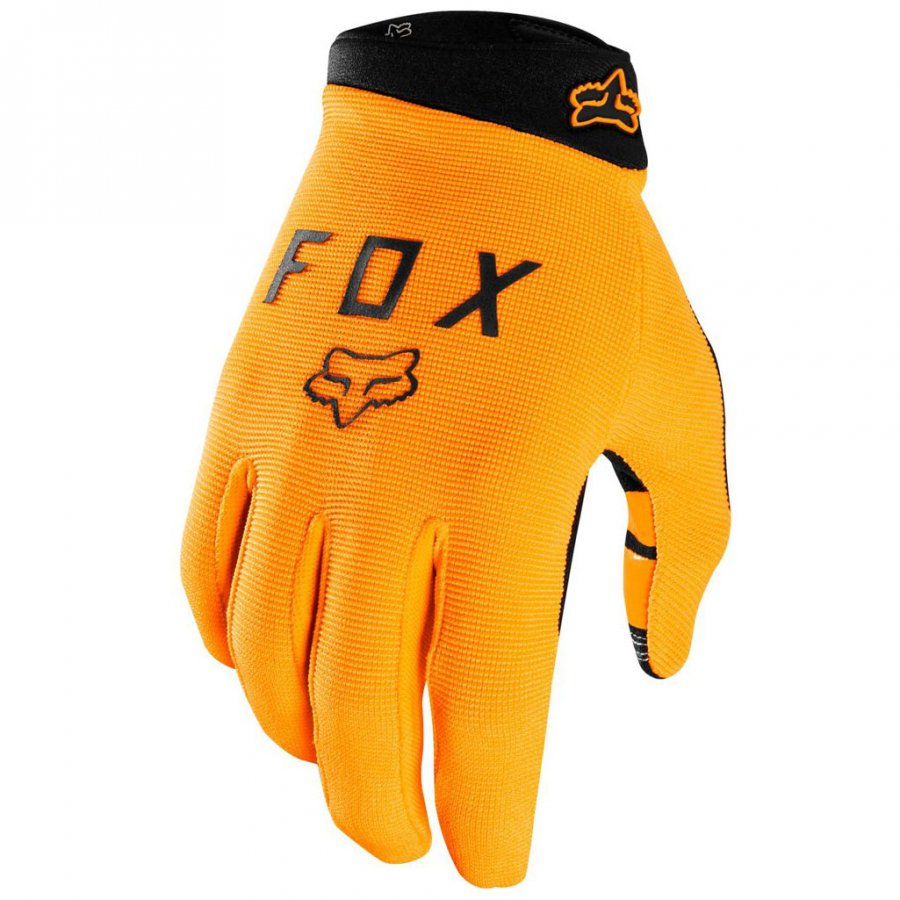 Dětské rukavice Fox Youth Ranger Glove Atomic Orange