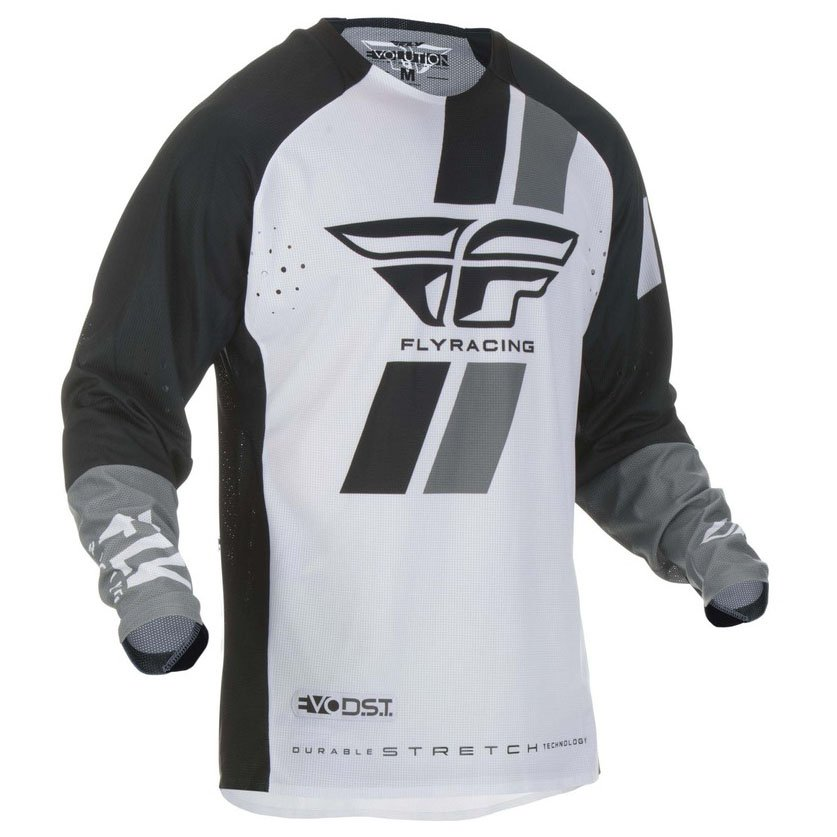 Dres Fly Racing EVO 2019 white/black