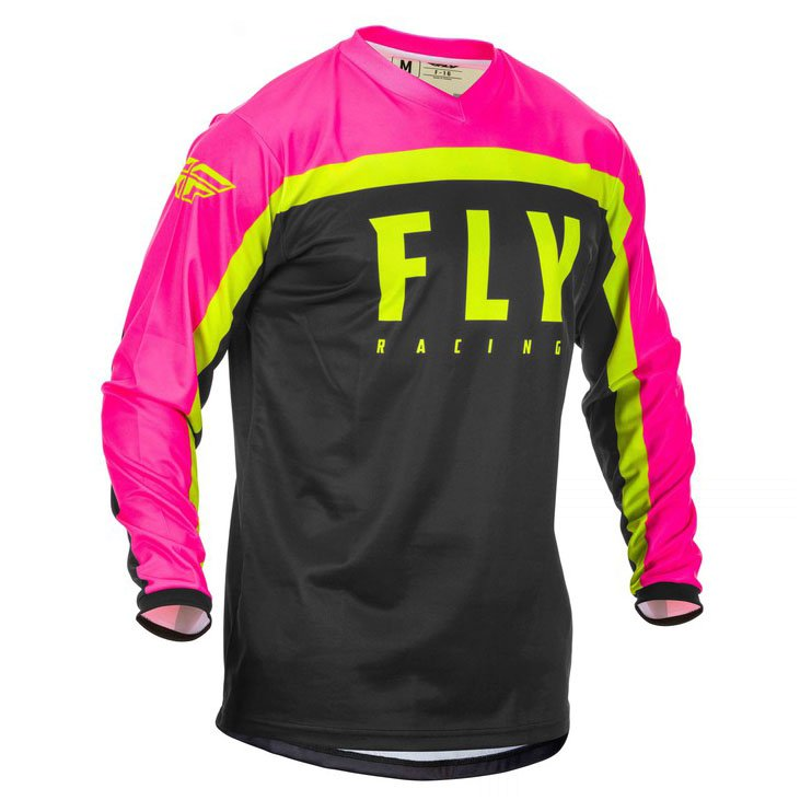 Dres Fly Racing F-16 2020 pink/black/fluo yellow
