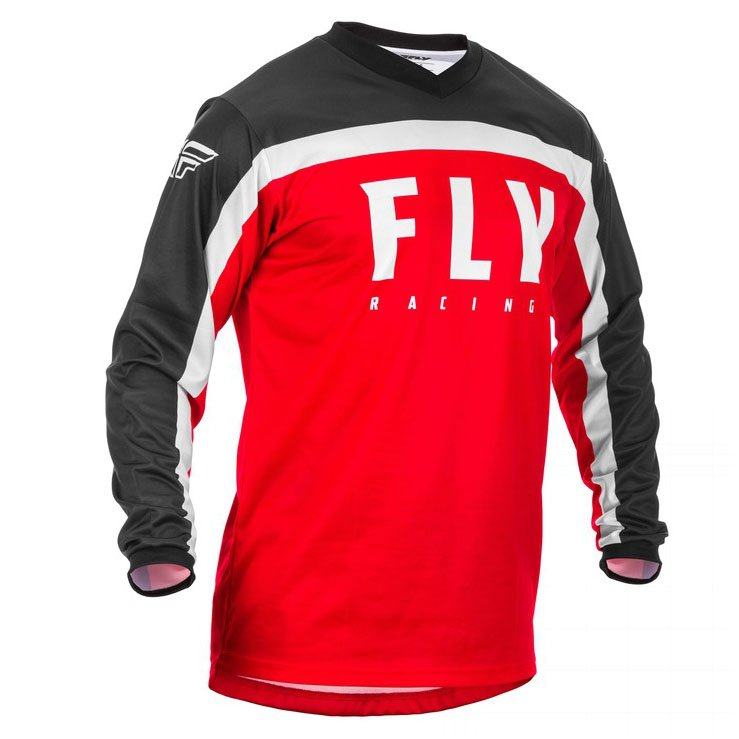 Dres Fly Racing F-16 2020 red/black/white