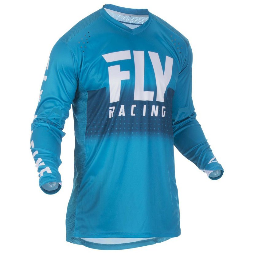 Dres Fly Racing Kinetic Lite 2019 blue/white