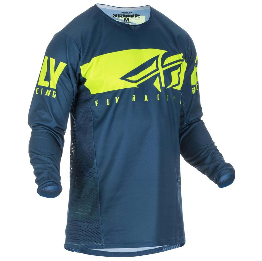 Dres Fly Racing Kinetic Shield 2019 blue/yellow fluo