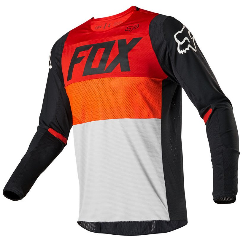 Dres Fox Racing 360 Bann light grey