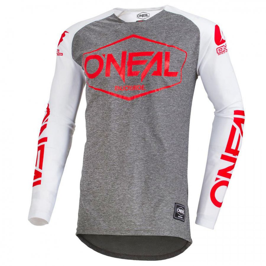 Dres Oneal Mayhem Hexx grey/white