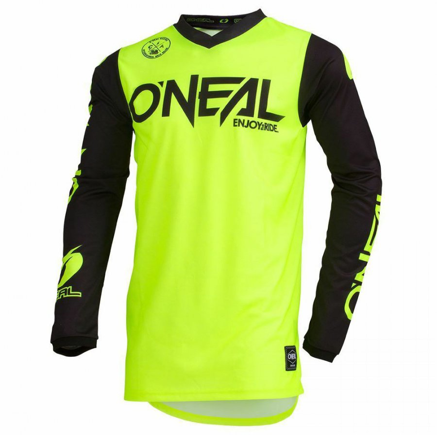 Dres Oneal Threat Rider fluo yellow/black