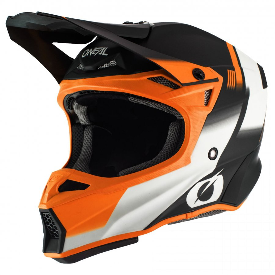 Helma Oneal 10Series Blur FBR black/orange