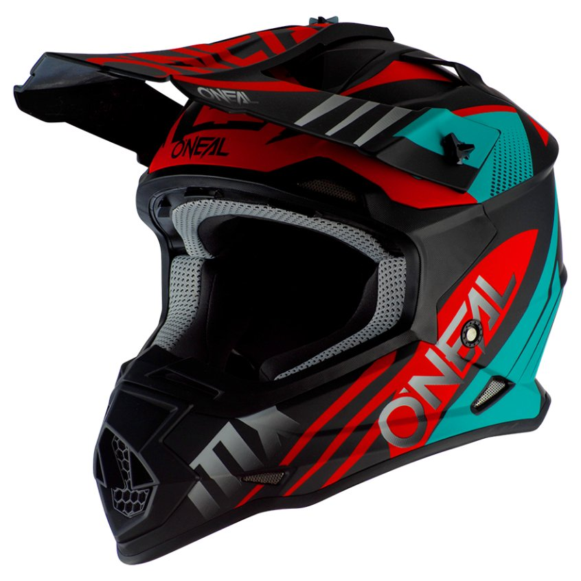 Helma Oneal 2Series Spyde 2.0 black/blue