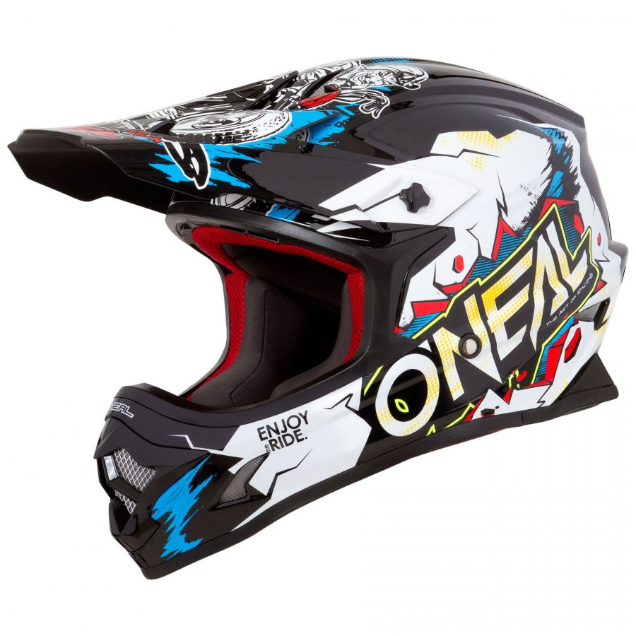Helma Oneal 3series Zen black/white