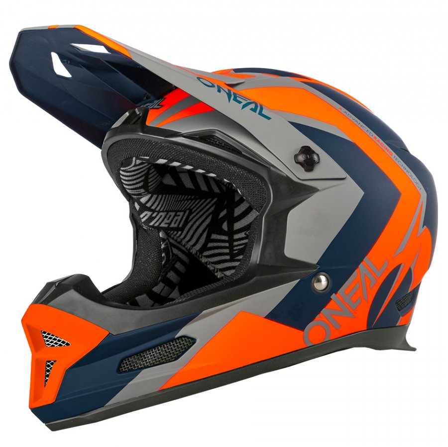 Helma Oneal  Fury Rapid blue/orange