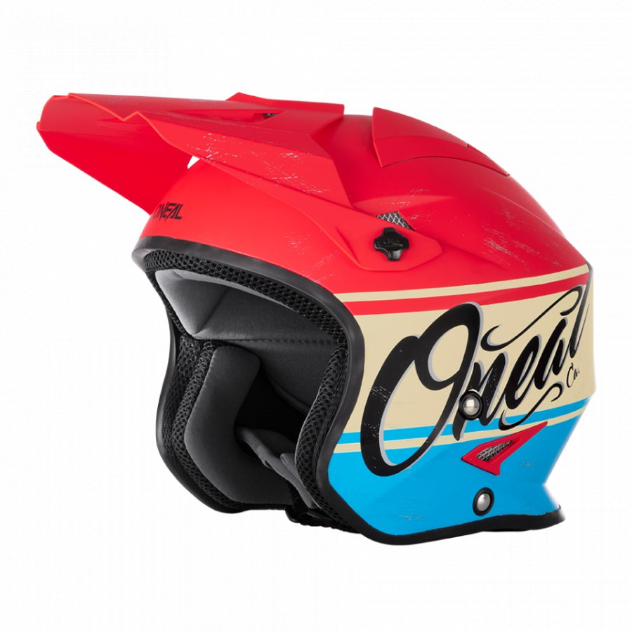 Helma Oneal Slat VX1 red/blue