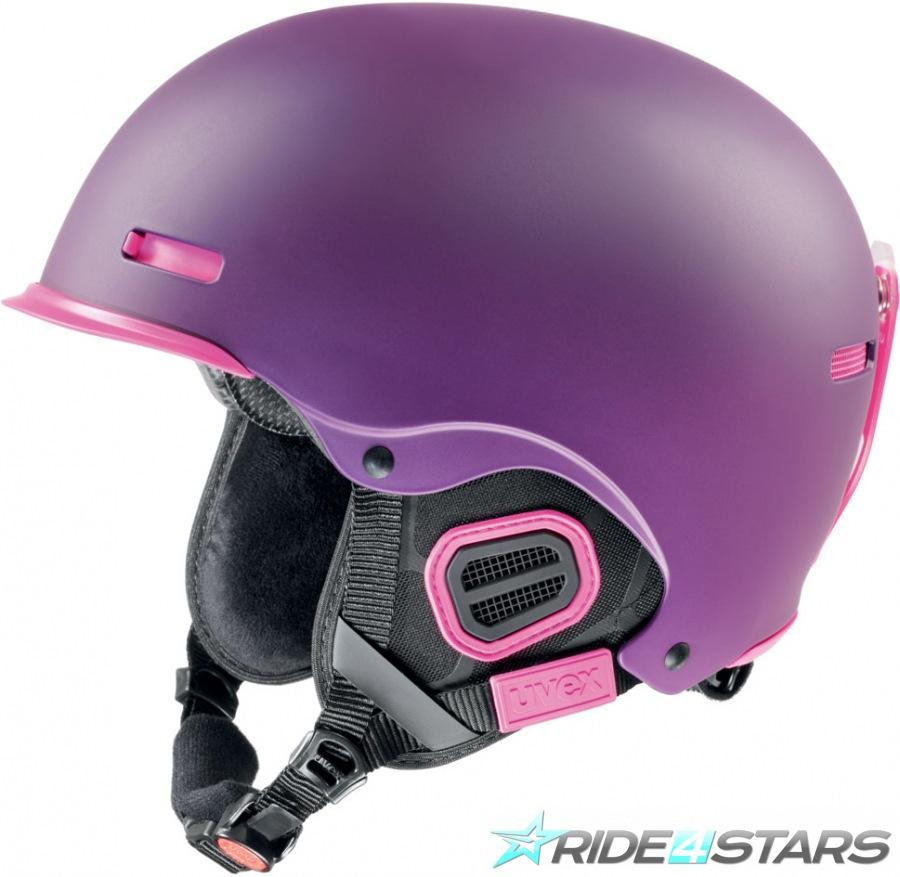 Helma Uvex Helmet 5 Pro Purple / Pink