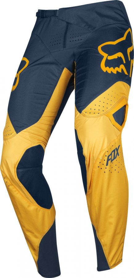 Kalhoty Fox Racing 360 Kila Pant navy/yellow