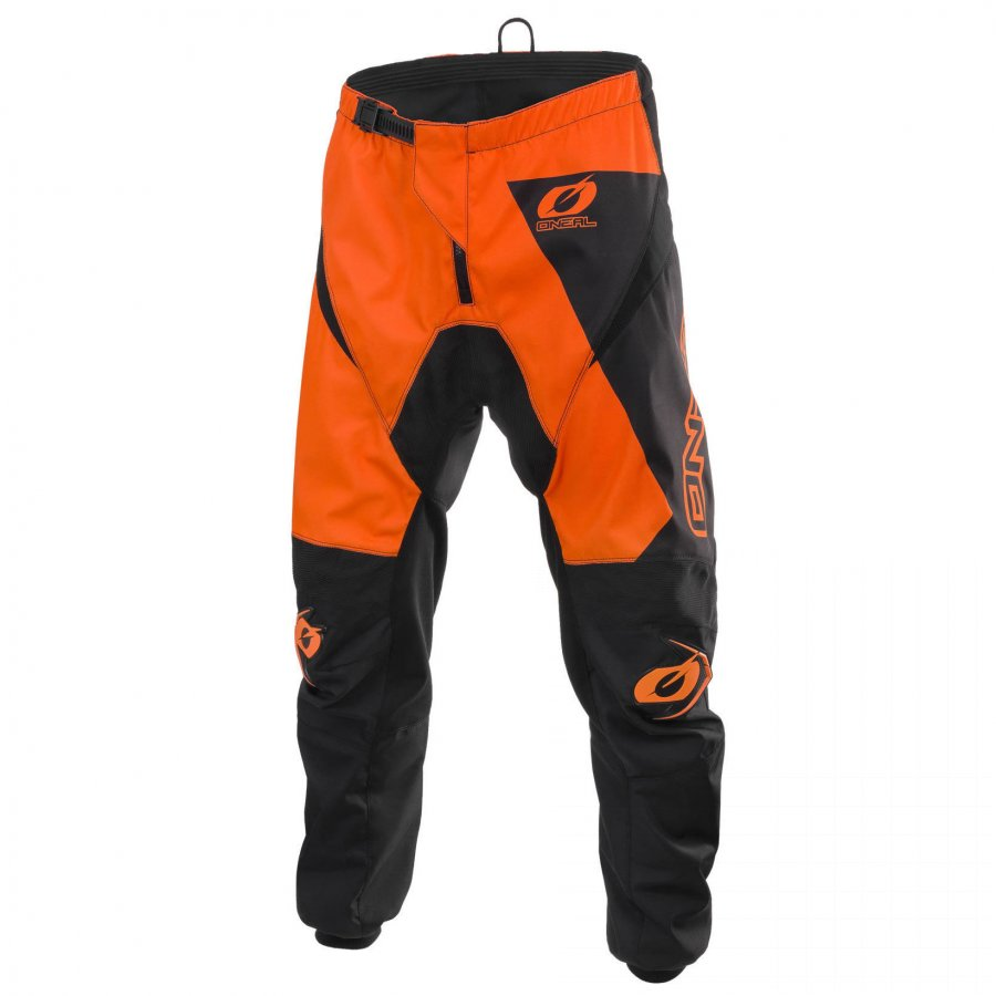 Kalhoty Oneal Matrix Ridewear black/orange
