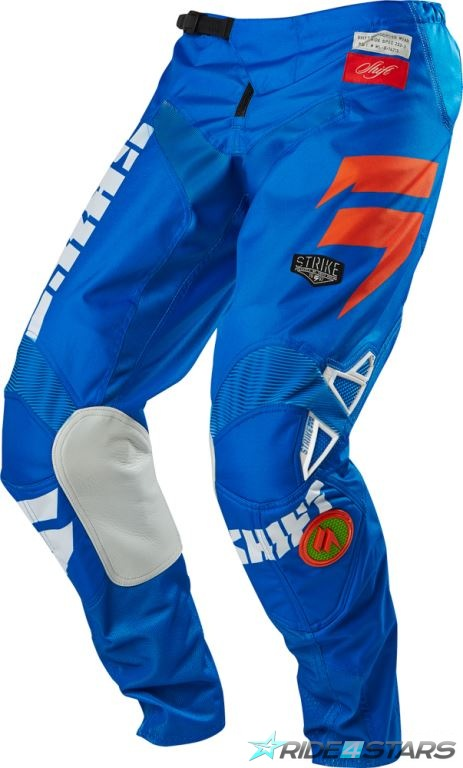 Kalhoty Shift Strike pant Blue/Green 30