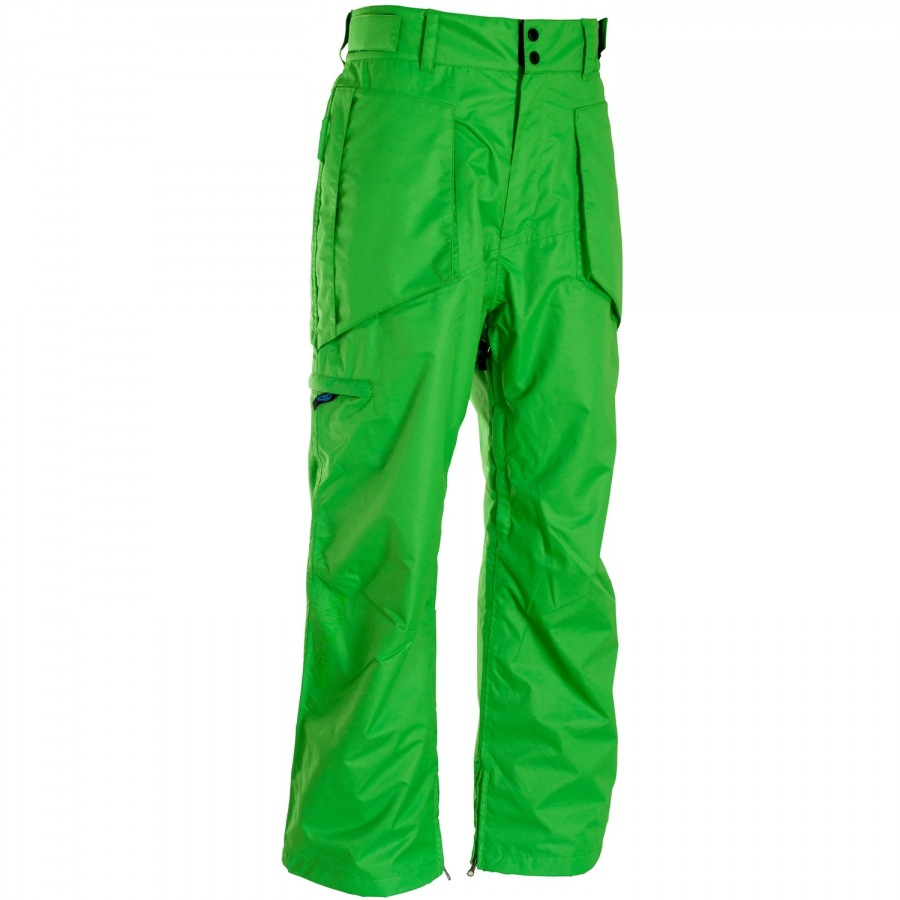Kalhoty WooX Powder Mens´ Pants Green