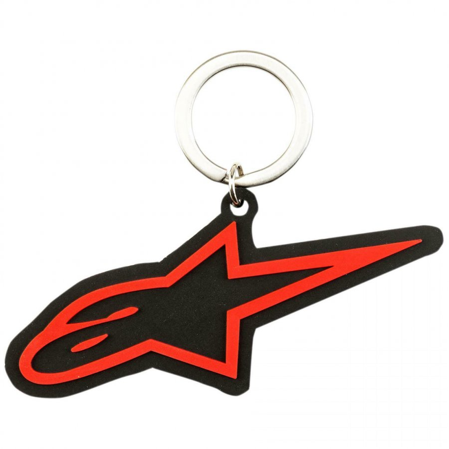 Klíčenka Alpinestars Ageless Key fob red