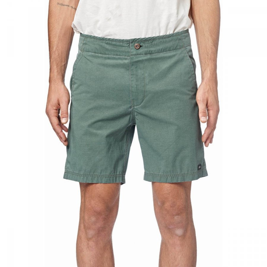 Kraťasy Globe High Breed Walkshort Island Green