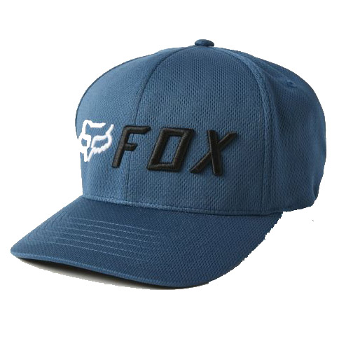 Kšiltovka Fox Apex Flexfit hat dark indigo