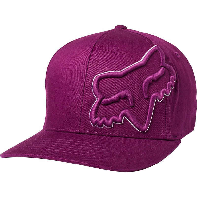 Kšiltovka Fox Episcope Flexfit Hat dark purple