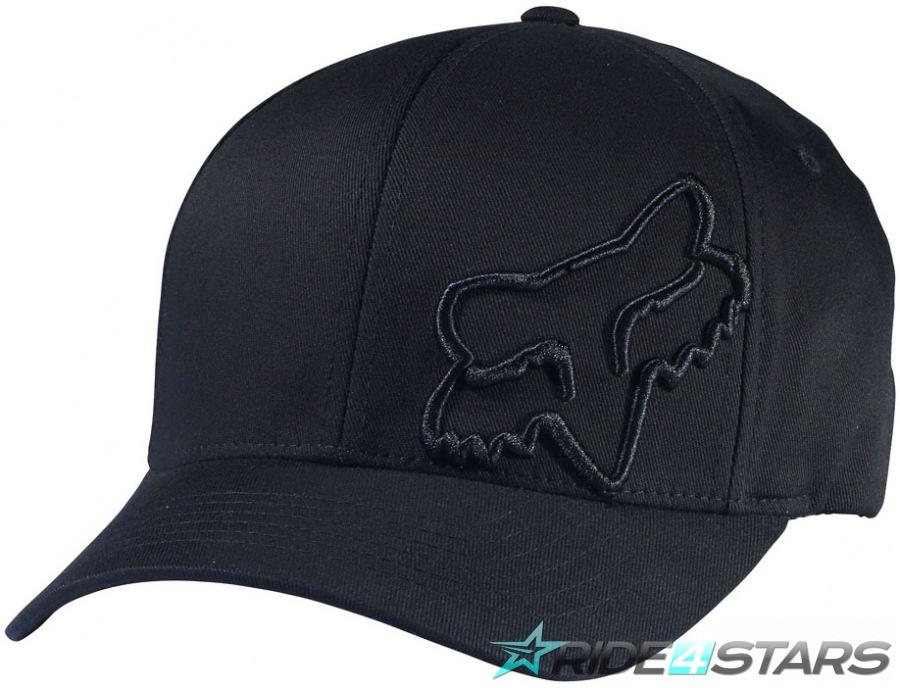 2eebccf509a Kšiltovka Fox Flex 45 Flexfit Hat Black